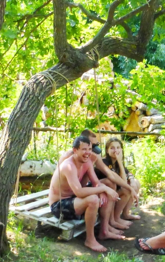 Прекрасный отдых на природе Балаково