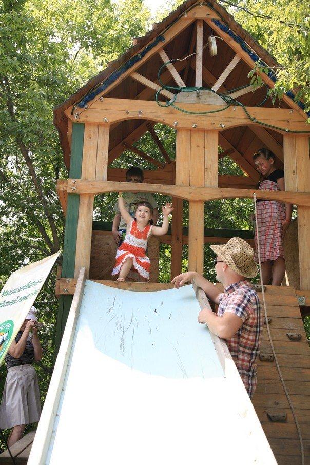 Детские площадки в Балаково